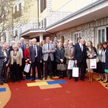Okončan prvi hrvatski Global Grant