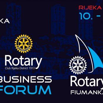 7. Rotary Fiumanka i 1. Fiumanka Rotary Business Forum