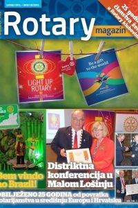 Rotary magazin 4-6 2015.