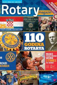 Rotary magazin siječanj, veljača i ožujak 2015.