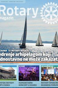 Rotary magazin listopad, studeni i prosinac 2014.